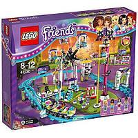Конструктор Лего Парк развлечений Американские горки /Lego Friends Amusement Park Roller Coaster41130