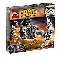 Лего Звездные войны 75082 Улучшеный прототип TIE истребителя/LEGO Star Wars TIE Advanced Prototype Toy