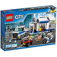 Лего Сити Мобильный командный центр/LEGO City Police Mobile Command Center