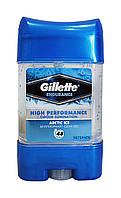 Гелевый дезодорант-антиперспирант Gillette Arctic Ice - 70 мл.