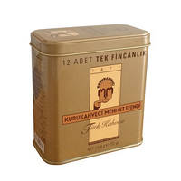 Mehmet Efendi в коробке,     12 пакетиков по 6 gr (72 gr)