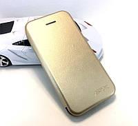Чехол книжка iPhone 5, 5s, SE Luxo