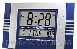 Настольные настенные электронные часы KENKO KK 5850