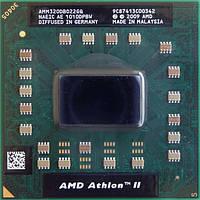 Процессор S1G3 AMD Athlon II Dual-Core M320 2.1GHz AMM320DBO22GQ