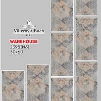 Плитка Villeroy&Boch Warehouse 30x60 2395IN60