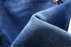 Детские джинсы на флисе, фото 3