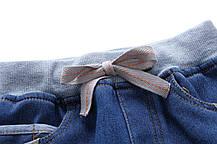 Детские джинсы на флисе, фото 2