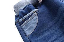 Утепленные джинсы для девочки, фото 3