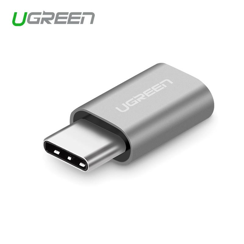 Ugreen переходник адаптер USB Type-C к Micro USB