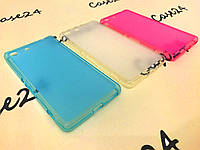 TPU чехол Tokyo для Sony Xperia M5 E5633 (3 кольори), фото 1