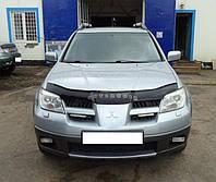 Дефлектор капота VIP TUNING Mitsubishi Outlander 2003-2009