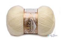 Alize Angora Gold, Кремовый №01