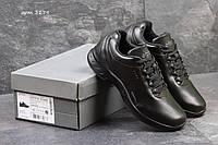 Мужские кроссовки Ecco Biom черные 3179