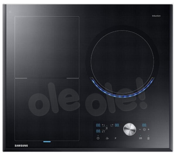 Индукционная плита Samsung NZ63J9770EK