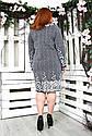 Платье вязанное Пальмира, фото 4