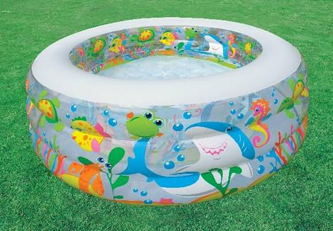 Детский надувной бассейн Intex 58480 152х56 см