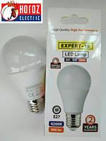 Led лампа диммируемая 10W E27 4200К Expert-10 Horoz Electric