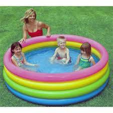 Детский надувной бассейн Intex 56441 168х41 см