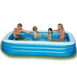 Детский надувной бассейн Intex 58484 305х183х56 см