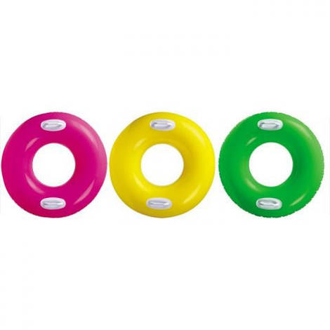 Надувной круг для плаванья 59258