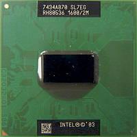 Процессор S-478 Intel Pentium 725 SL7EG 1.6Ghz 2MB