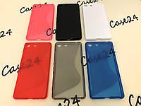 Силіконовий чехол Duotone для Sony Xperia M5 E5633 (6 кольорів), фото 1