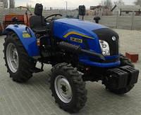 Трактор DONGFENG 404D (40 л.с., 4 цил., 4х4, ГУР, 7.50-16/12.4-24)