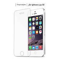 Захисне скло Glass для Apple iPhone 5 / 5S / SE