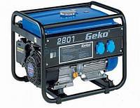 Бензиновый генератор однофазный асинхронный GEKO 2801E-A_MHBA