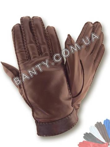 Перчатки мужские на подкладке модель 417 , фото 2