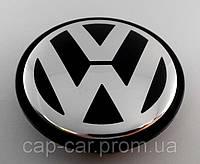 Колпачки заглушки для литых дисков Volkswagen  3B7601171 (65мм)