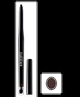Карандаш для глаз коричневый