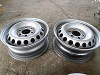 Диск металлический Volkswagen Crafter R16