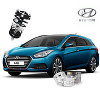 Автобаферы ТТС для Hyundai i40 (2 штуки)