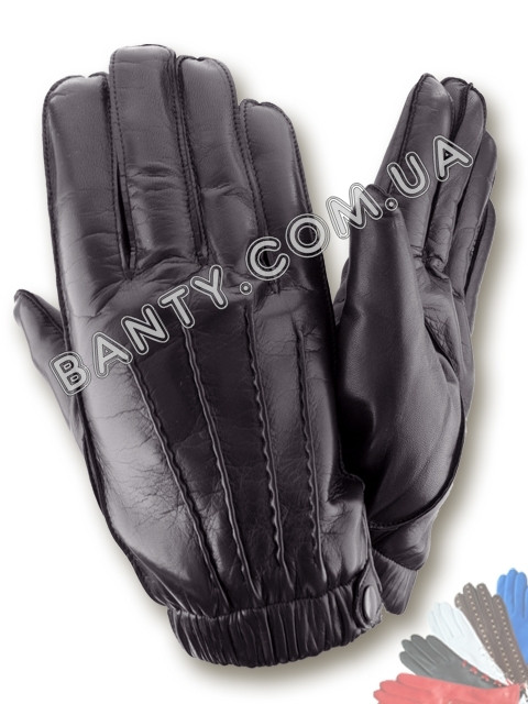 Перчатки мужские на подкладке модель 429-М