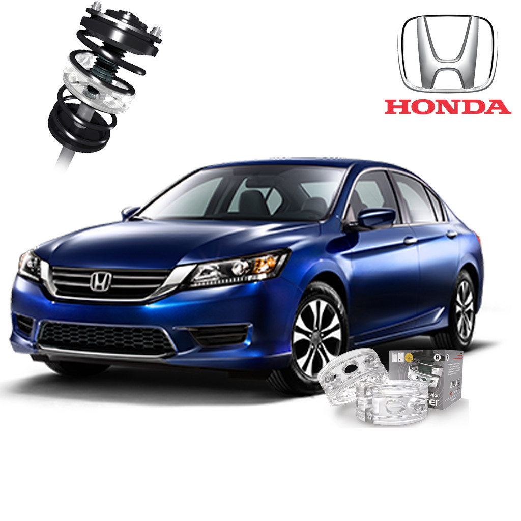 Автобаферы ТТС для Honda Accord (2 штуки)