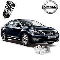 Автобаферы ТТС для Nissan Teana (2 штуки), фото 1