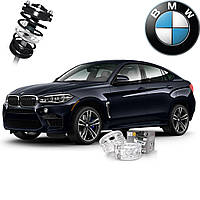 Автобаферы ТТС для BMW X6 (2 штуки)