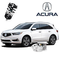 Автобаферы ТТС для Acura MDX (2 штуки)
