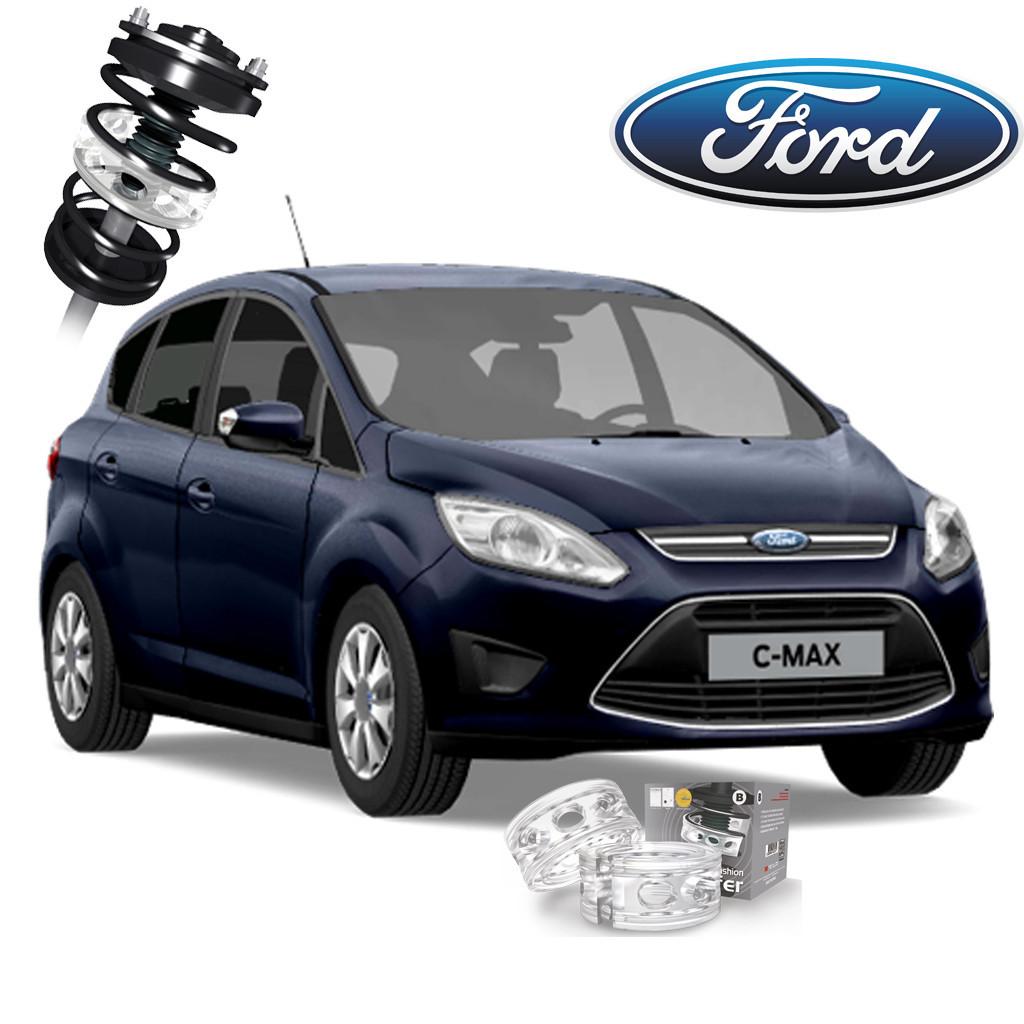 Автобаферы ТТС для Ford C Max (2 штуки)