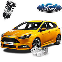 Автобаферы ТТС для Ford Focus (2 штуки)