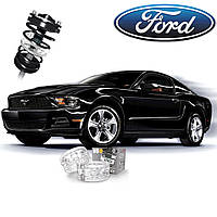 Автобаферы ТТС для Ford Mustang (2 штуки)