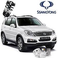 Автобаферы ТТС для SsangYong Rexton (2 штуки)