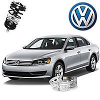 Автобаферы ТТС для Volkswagen Passat (2 штуки), фото 1