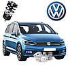Автобаферы ТТС для Volkswagen Touran (2 штуки)