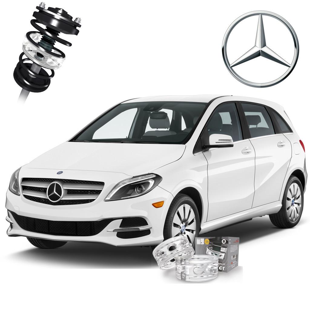 Автобаферы ТТС для Mercedes-Benz В 170 (2 штуки)