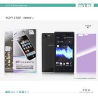 Защитная пленка Nillkin для Sony Xperia J ST26i матовая