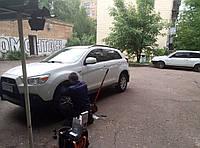 Установка автобаферов ТТС
