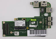 Плата Audio USB Ethernet LAN DAV02PI16E1 0HGYY2 для Dell Vostro 3450 V3450 Inspiron 14R N4110 KPI33225