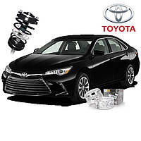 Автобаферы ТТС для Toyota Camry (2 штуки)